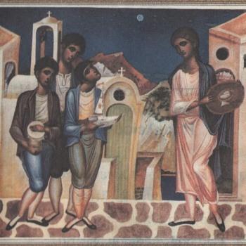 Χριστός Γεννιέται, Χαρά στον κόσμο
