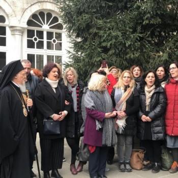 Με επιτυχία παρουσιάστηκε η Χορωδία «Αναπνοή» Του Ιερού Ναού Αγίου Κωνσταντίνου & Ελένης στην Κωνσταντινούπολη